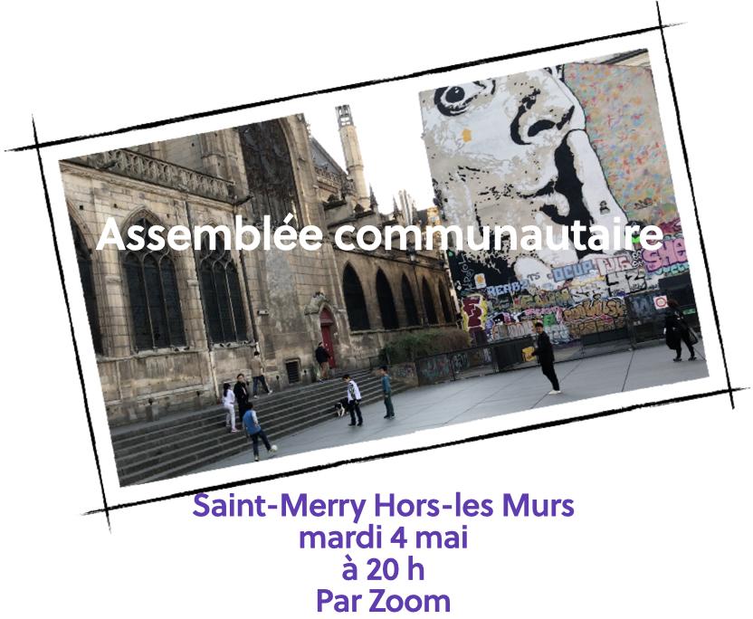 Assemblée Saint-Merry-Hlm