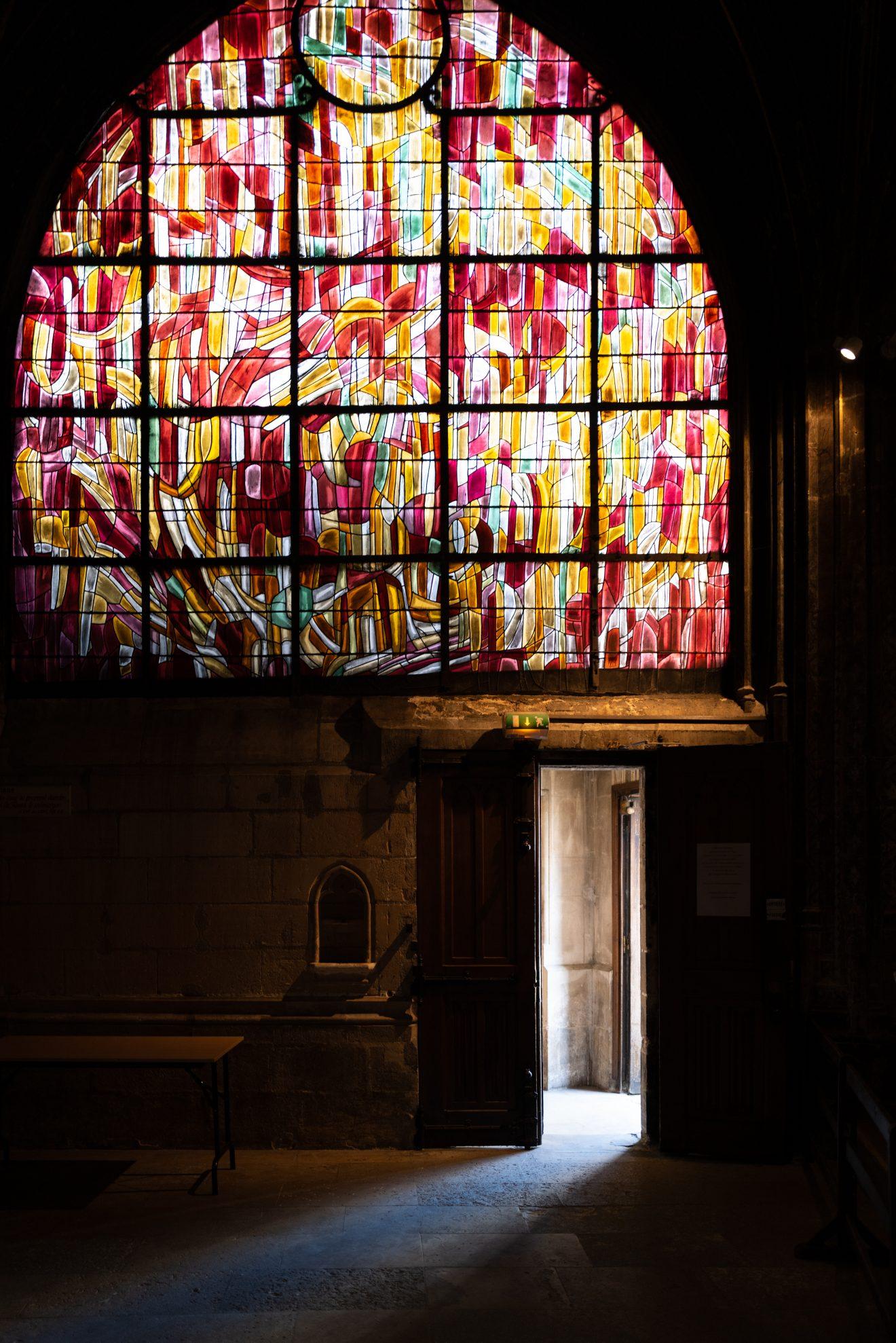 Église Saint-Séverin-Paris
