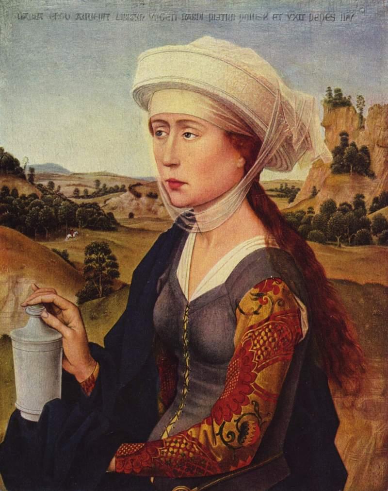 Marie Magdeleine, premier témoin du ressuscité
