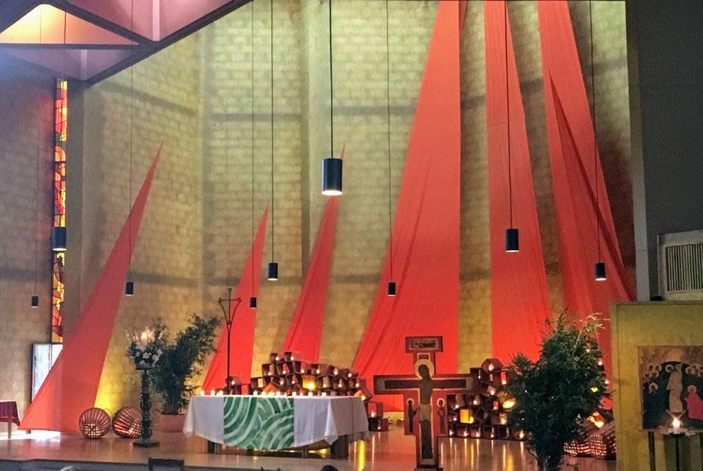 Souffle de Pentecôte à Saint-Eloi